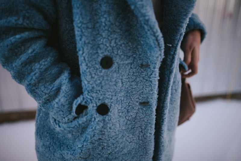 Coat Series: Teddy Coat